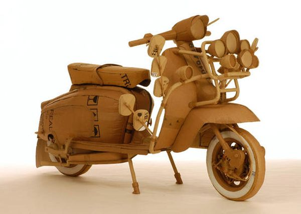Chris Gilmour via Greendiary vespa