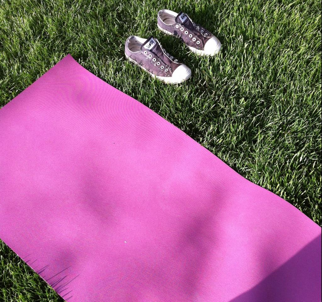 Minisesión de yoga de 20 minutos