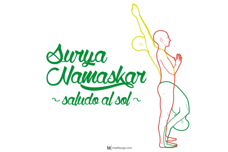 Surya Namaskar saludo al sol