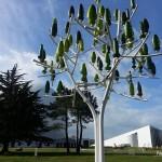 Wind Tree, el aerogenerador respetuoso