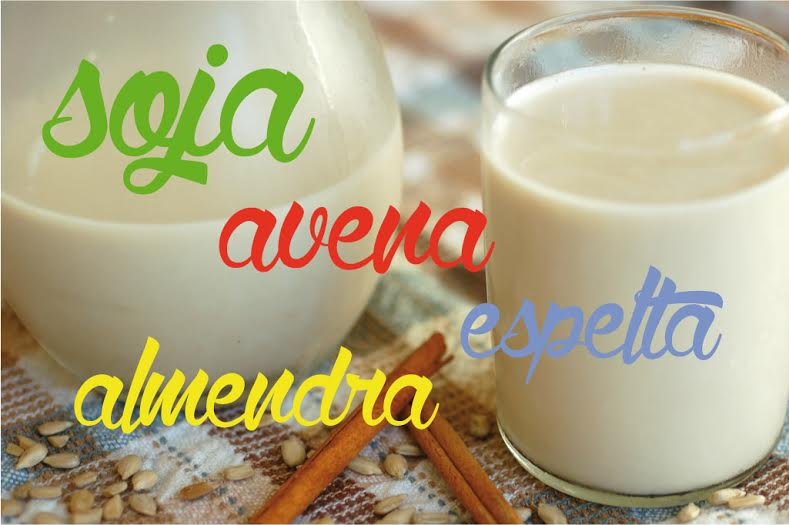 Leche vegetal, una alternativa saludable a la leche de vaca